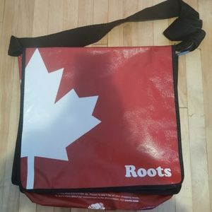 Roots messager bag